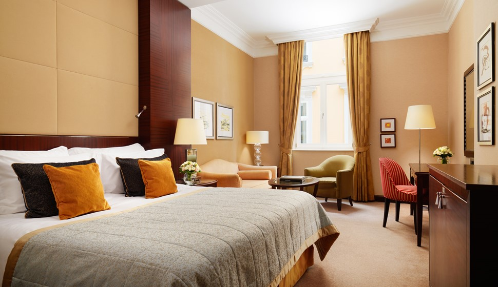 corinthia budapest executive room