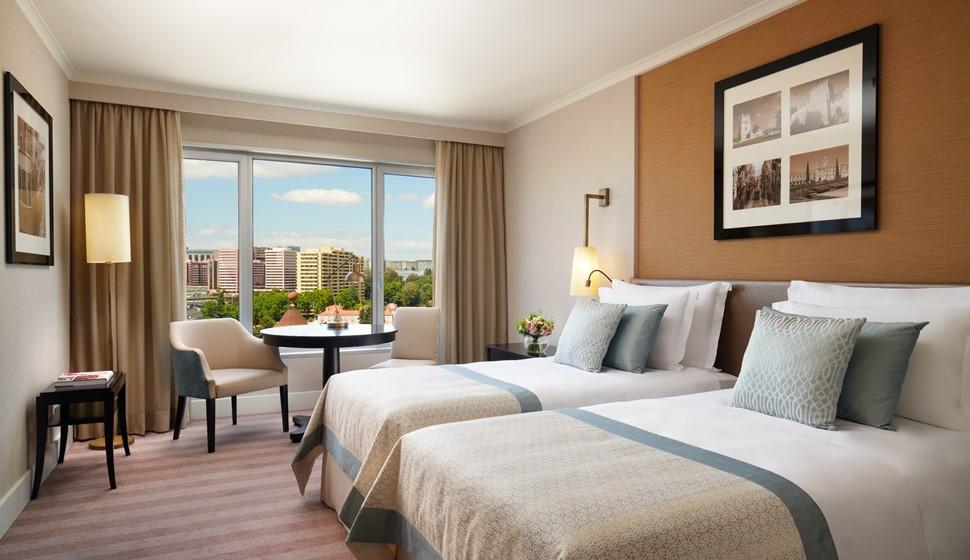 Chambres et suites | Chambres d\'hôtel de luxe | Corinthia ...