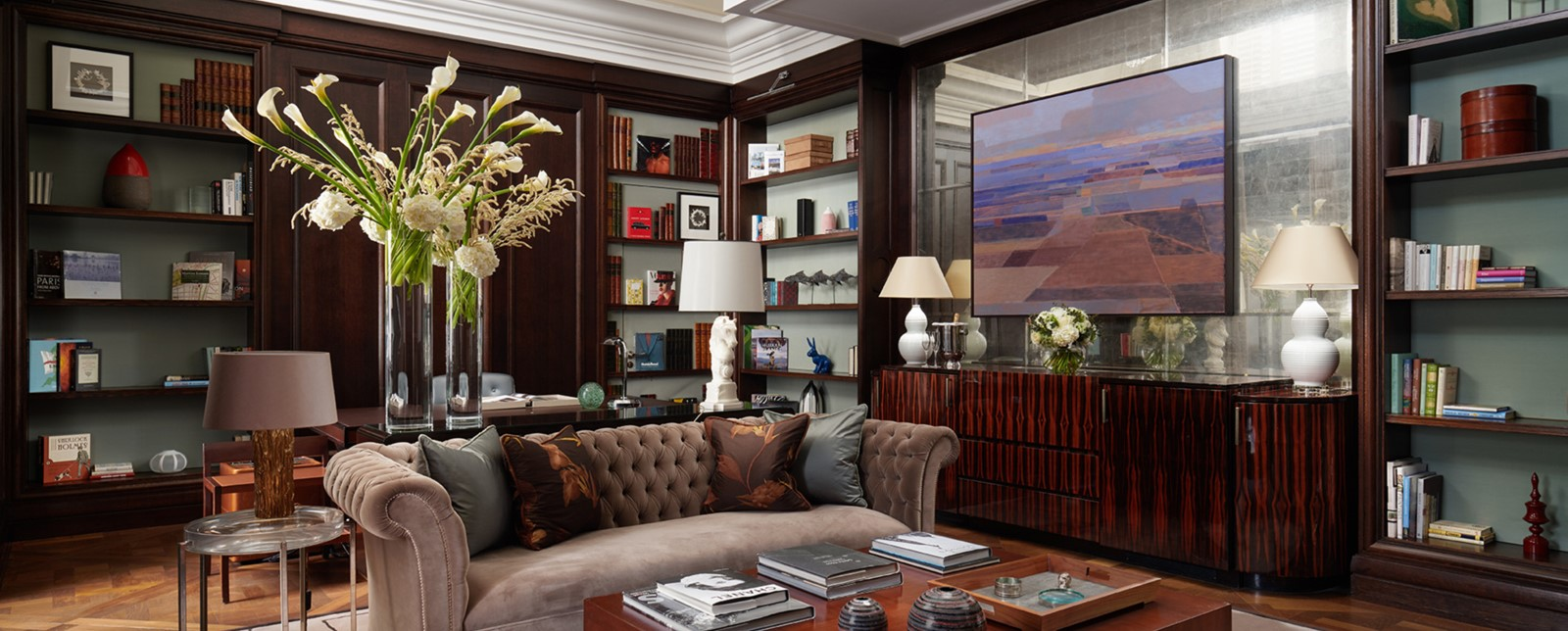 corinthia london writers penthouse