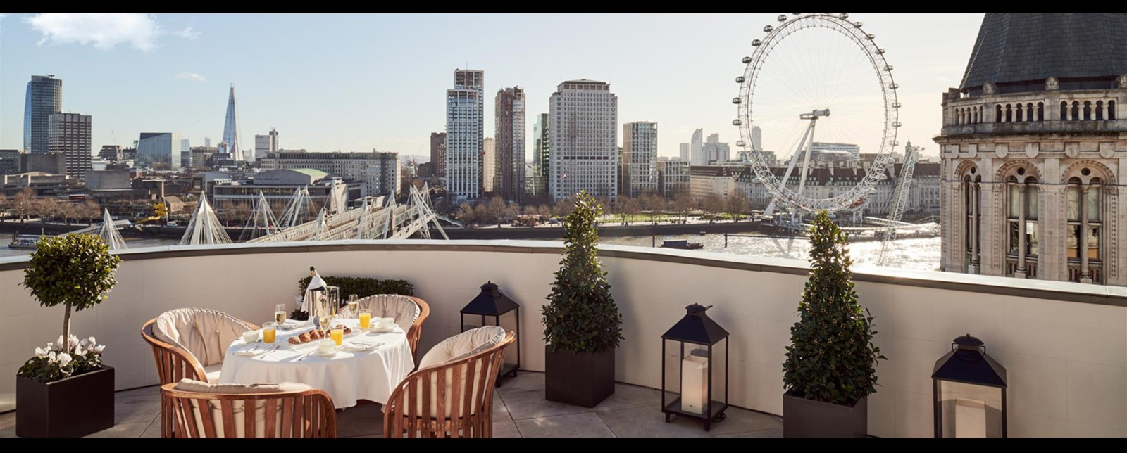 corinthia london royal penthouse terrace 2