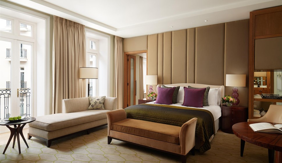 corinthia london junior suite