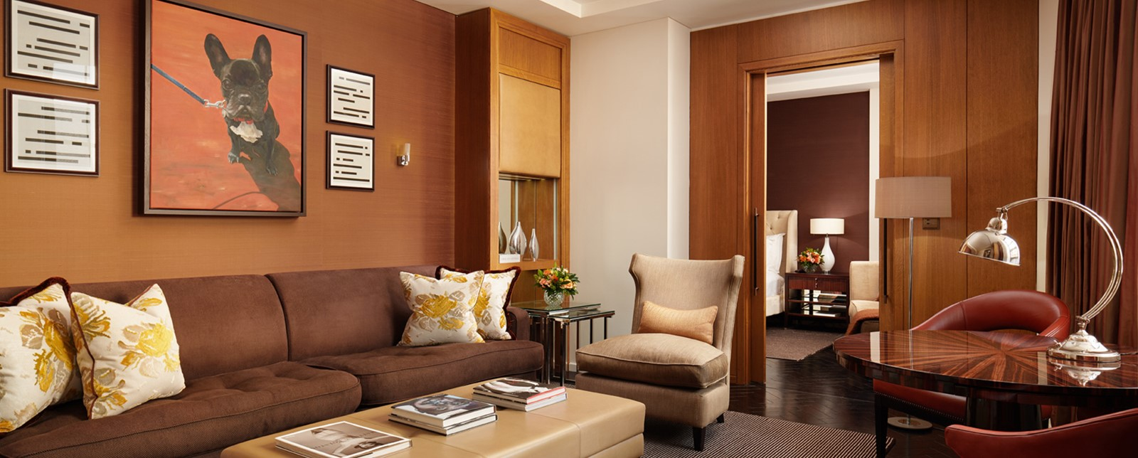 corinthia london whitehall suite