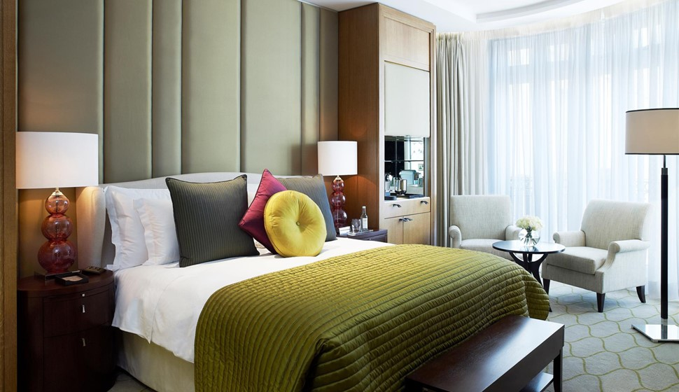 corinthia london deluxe room