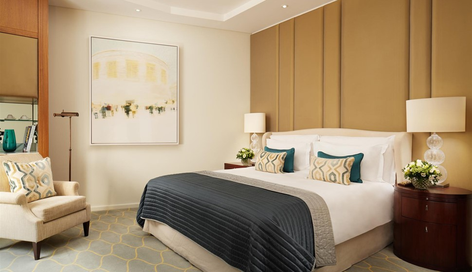 corinthia london superior room