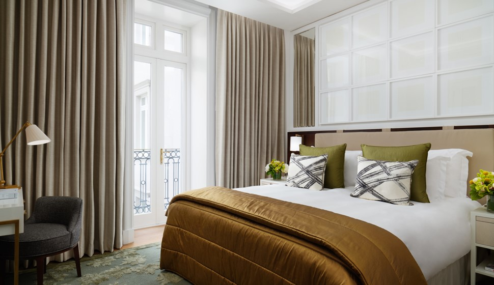 corinthia london garden suite