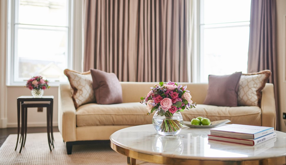 Corinthia London Trafalar Suite details