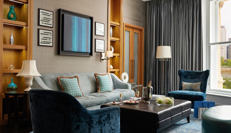Corinthia London River Suite