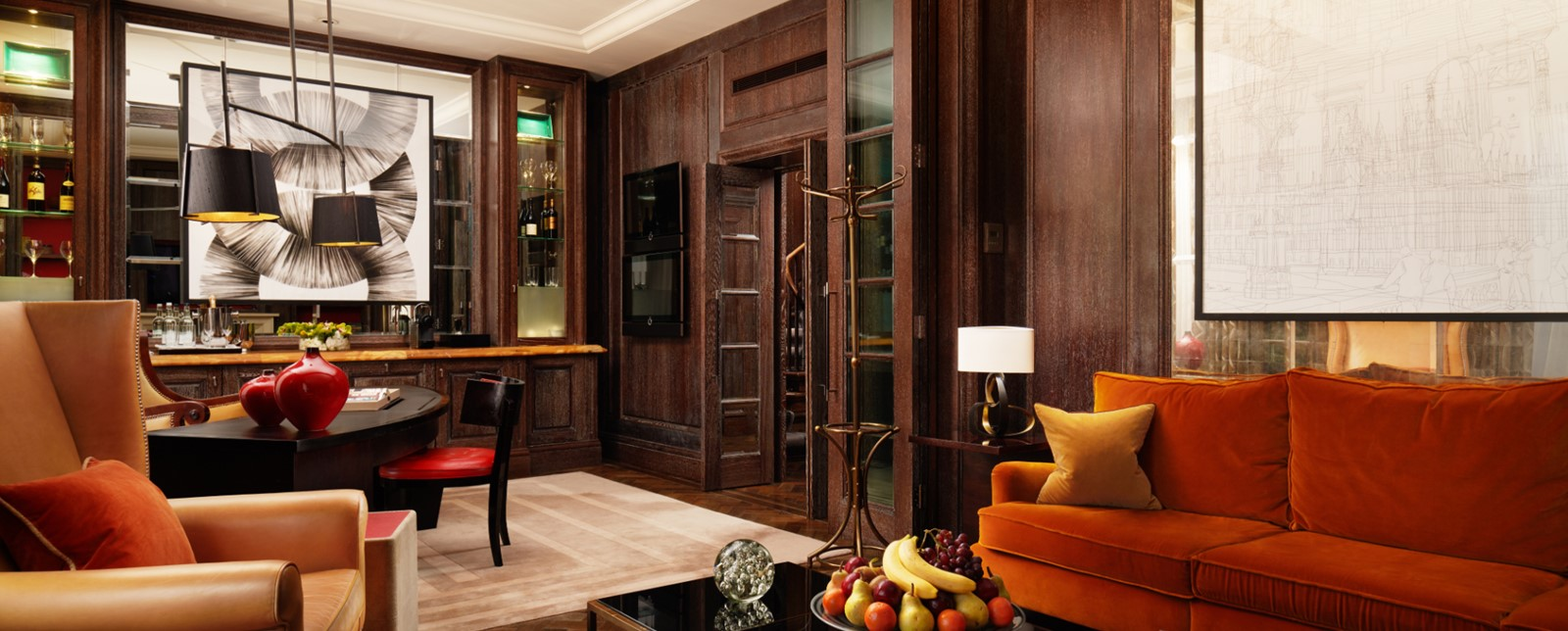 corinthia london whitehall penthouse