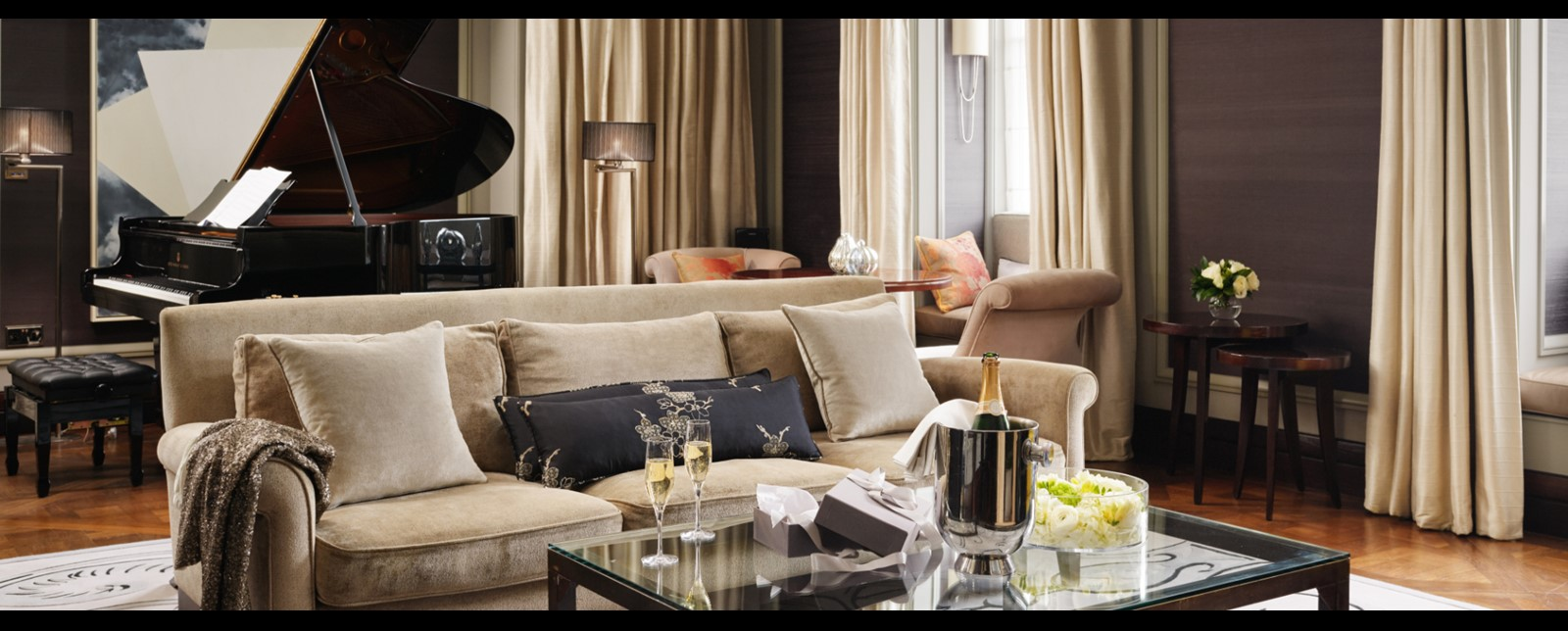 corinthia london musicians penthouse
