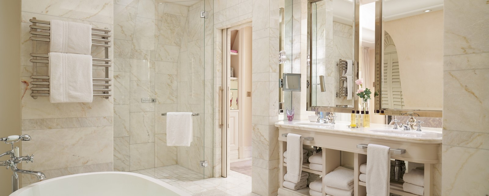 corinthia london hamilton bathroom