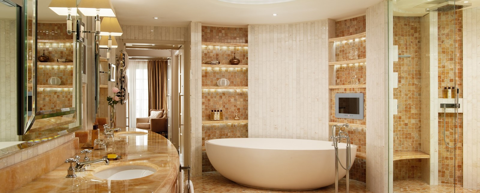 corinthia london royal penthouse bathroom