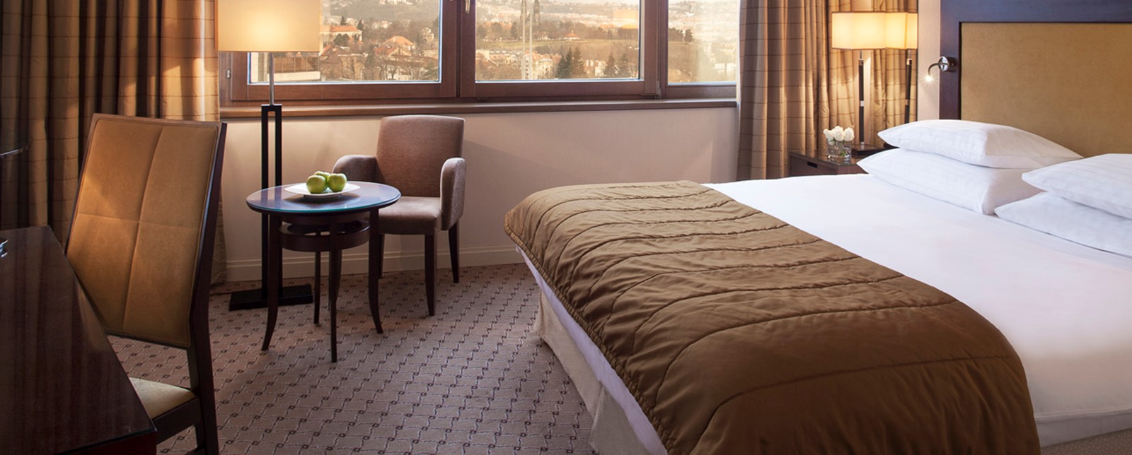 Corinthia Prague Deluxe Room