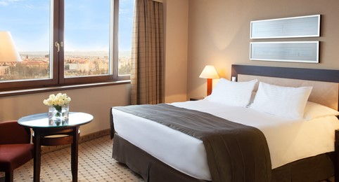 Corinthia Prague Superior room