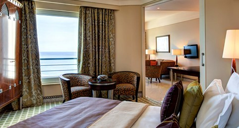 Corinthia Tripoli Executive suite