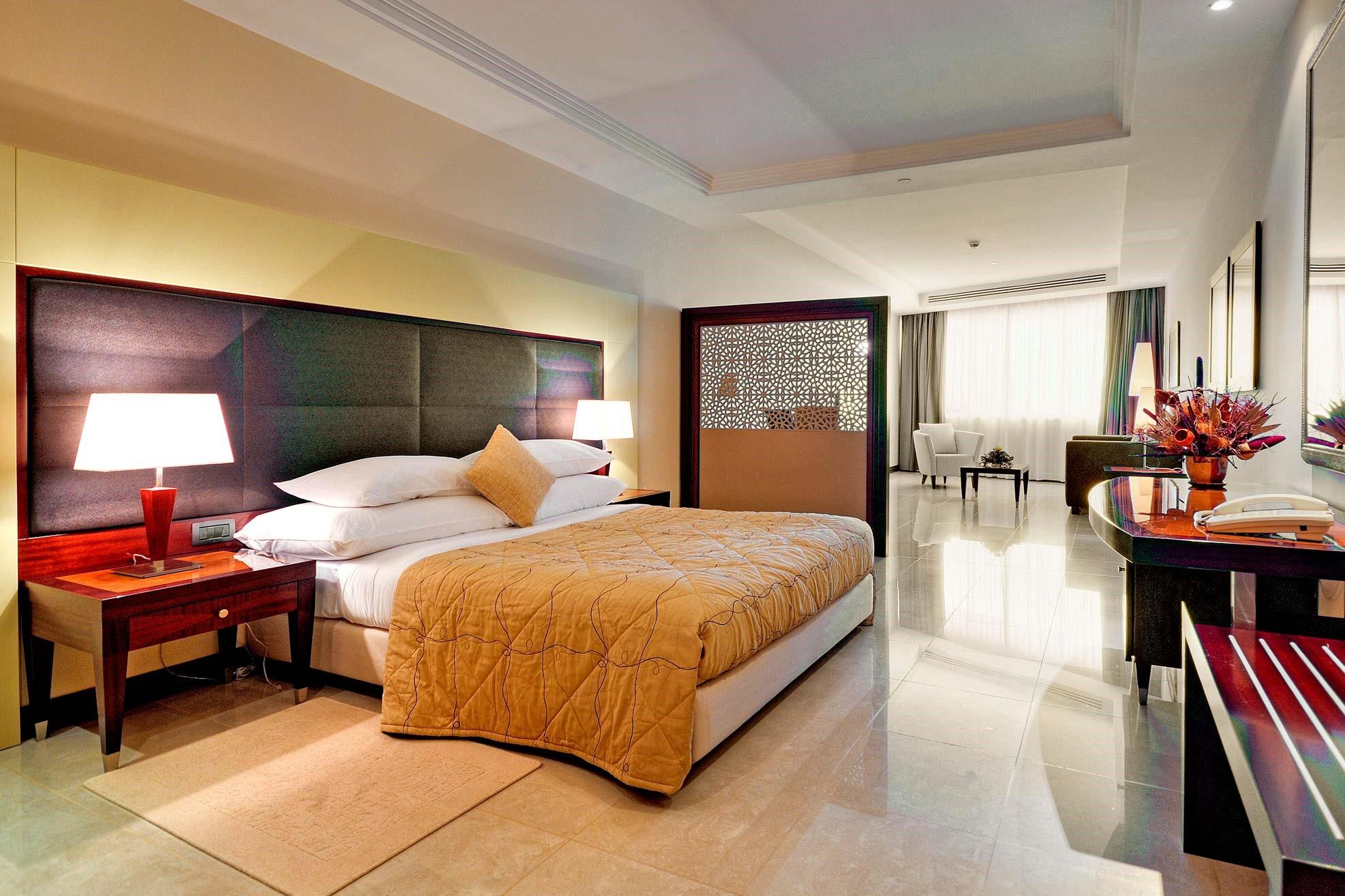 Executive Room Luxury Hotel Rooms In Khartoum Corinthia