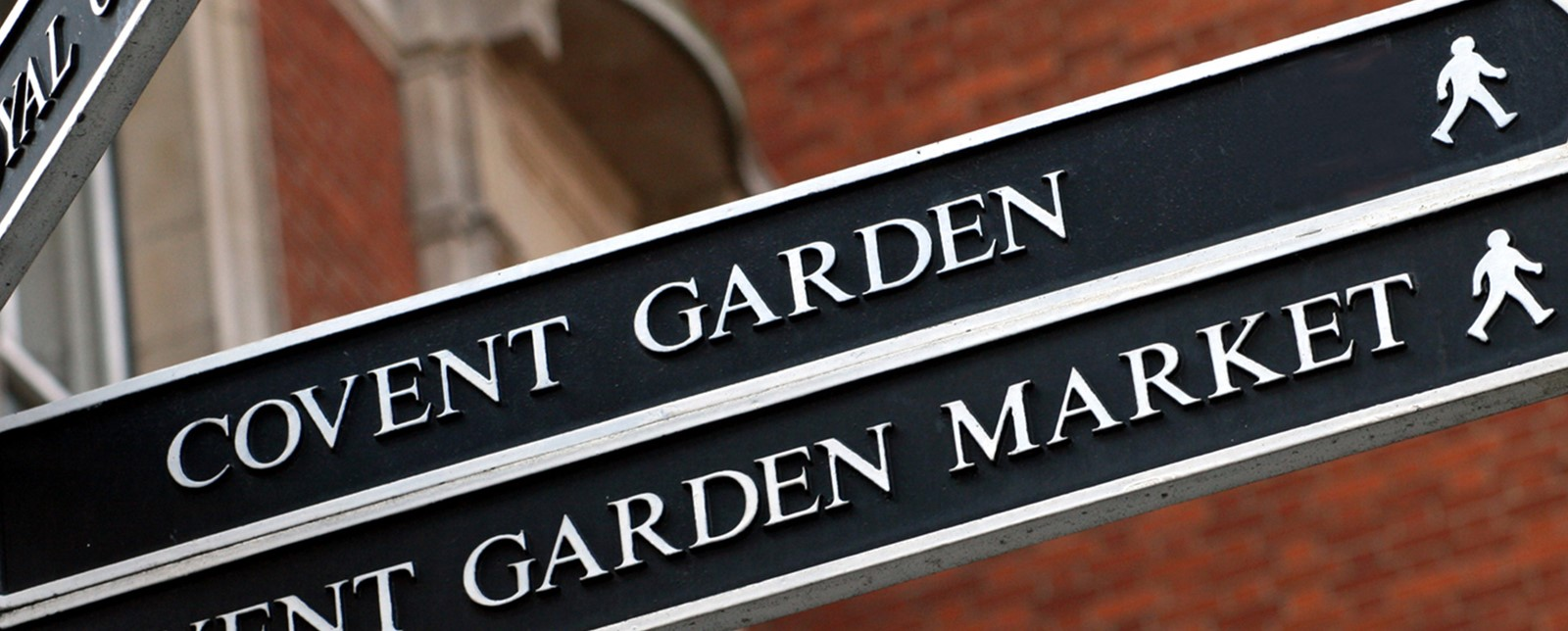 Covent Garden street signs