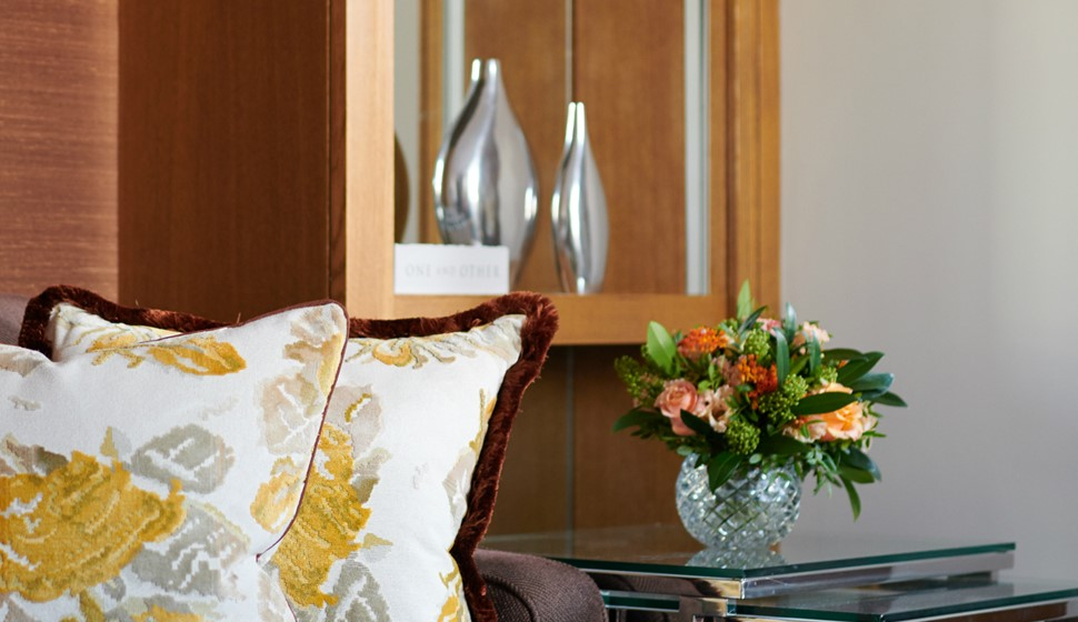 Corinthia London Whitehall Suite detail