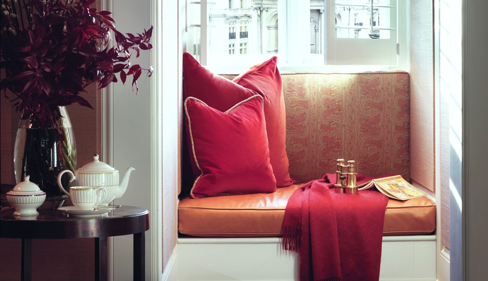 Corinthia London explorer's penthouse details