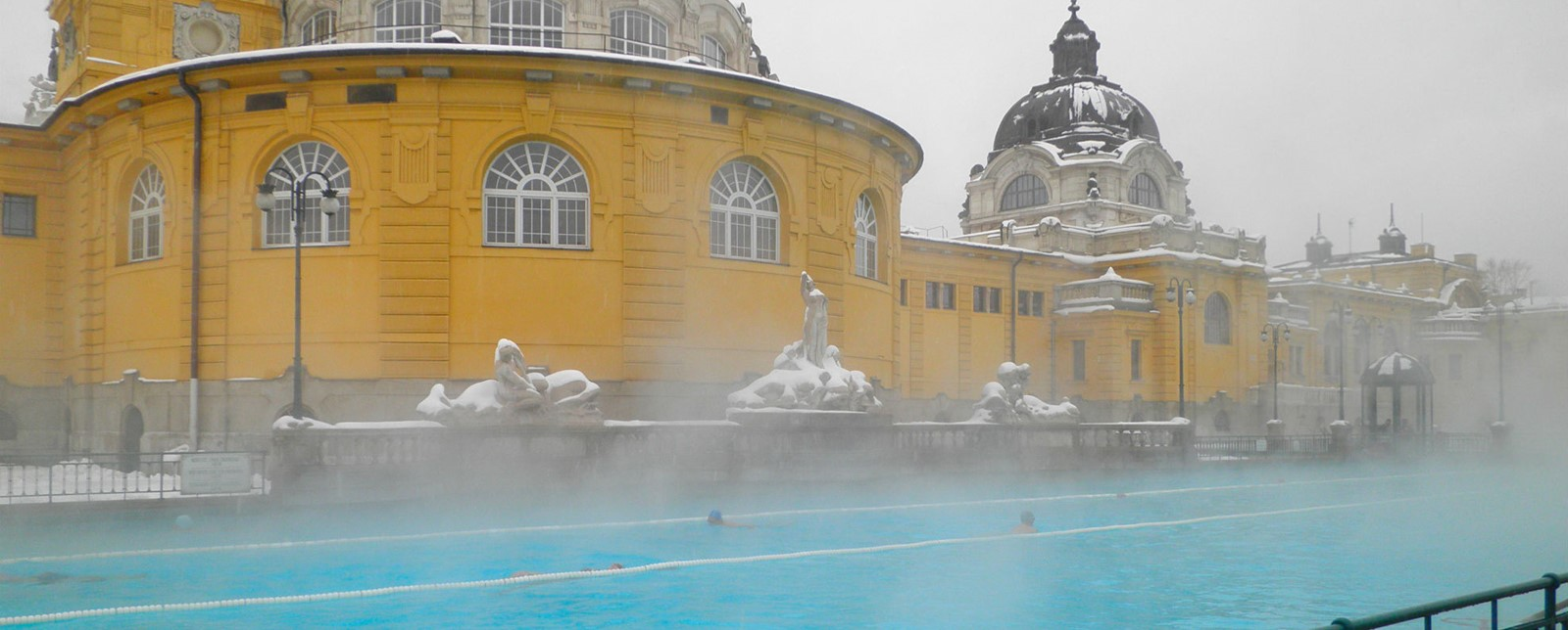 Szechenyi spa bath