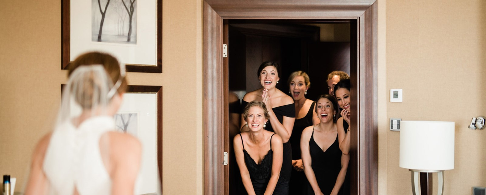 Corinthia Budapest wedding bridesmaids