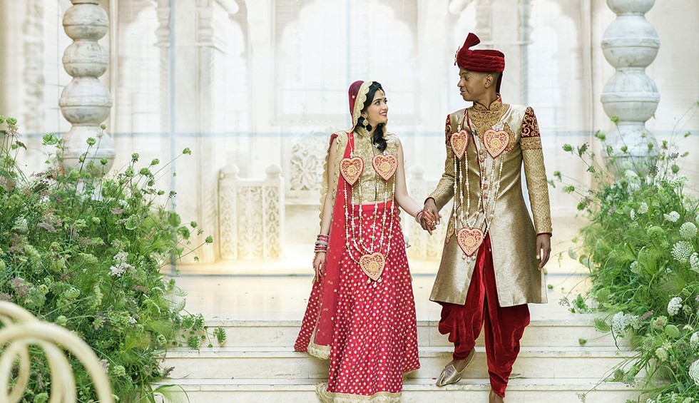 Corinthia Budapest Indian Wedding Ceremony