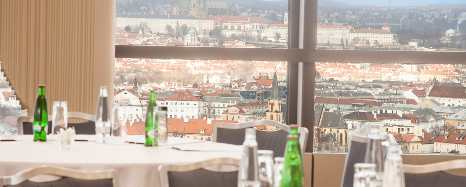 Corinthia Prague meeting view