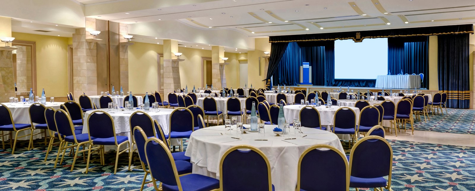 Corinthia St George's Bay meeting rooms