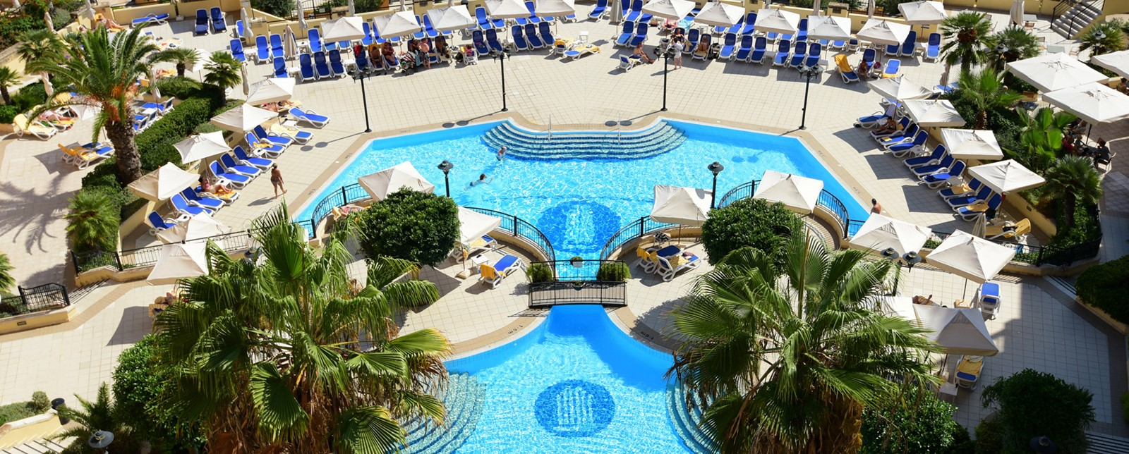 Corinthia St George's Bay Pools