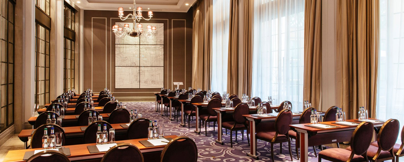 corinthia london meetings and events