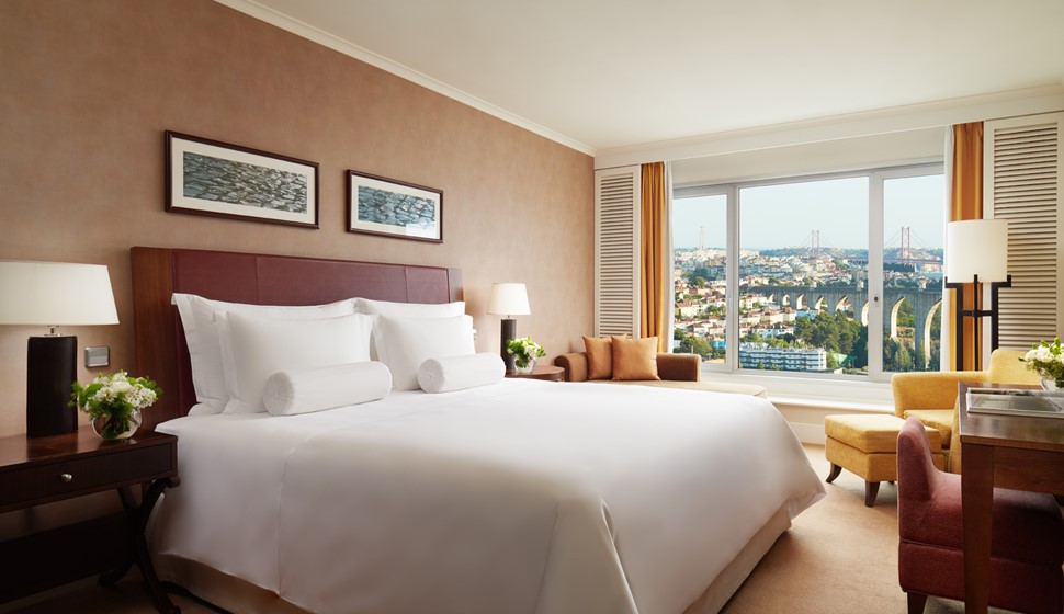 Corinthia Lisbon Executive suite