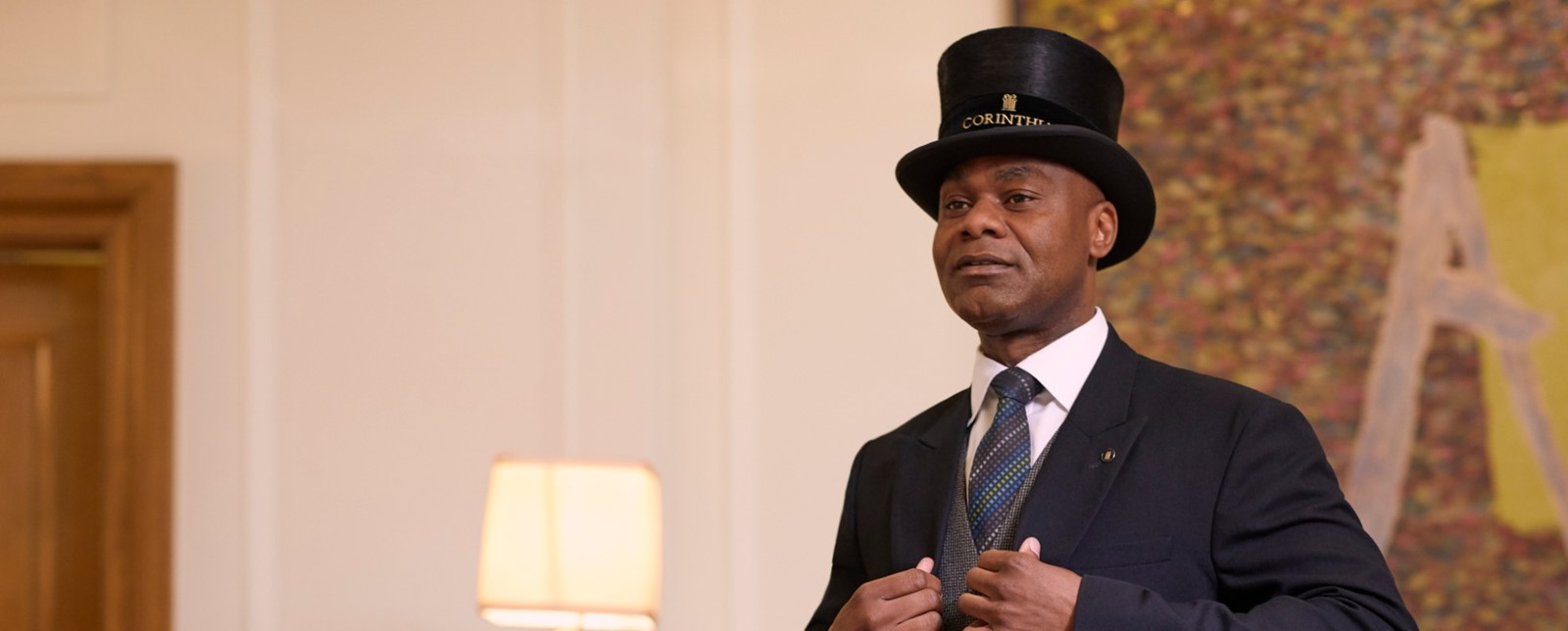 corinthia london doorman