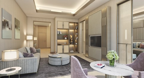 corinthia meydan beach dubai executive room