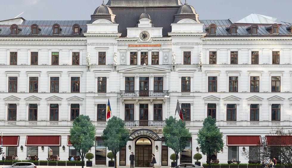 Corinthia Grand Hotel Du Boulevard Bucharest Corinthia