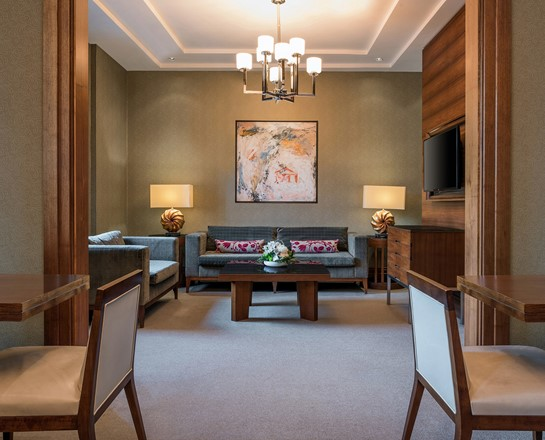 Corinthia St Petersburg Executive Club Lounge