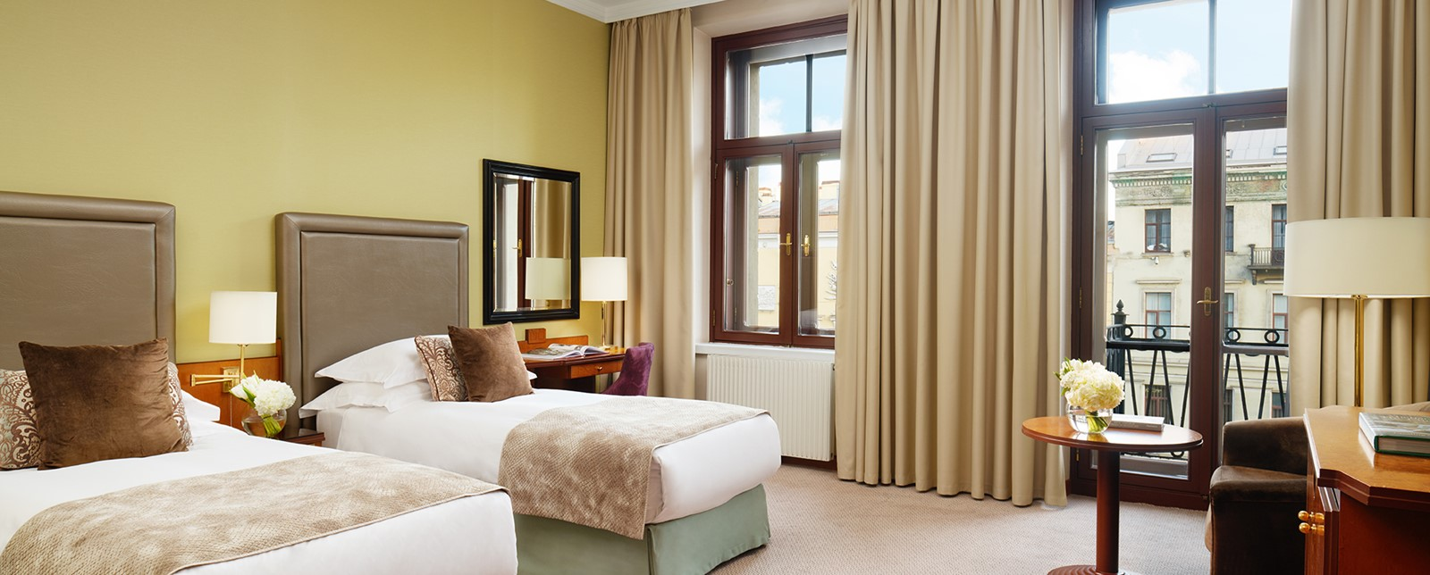 Corinthia St Petersburg Deluxe Grand Room Twin