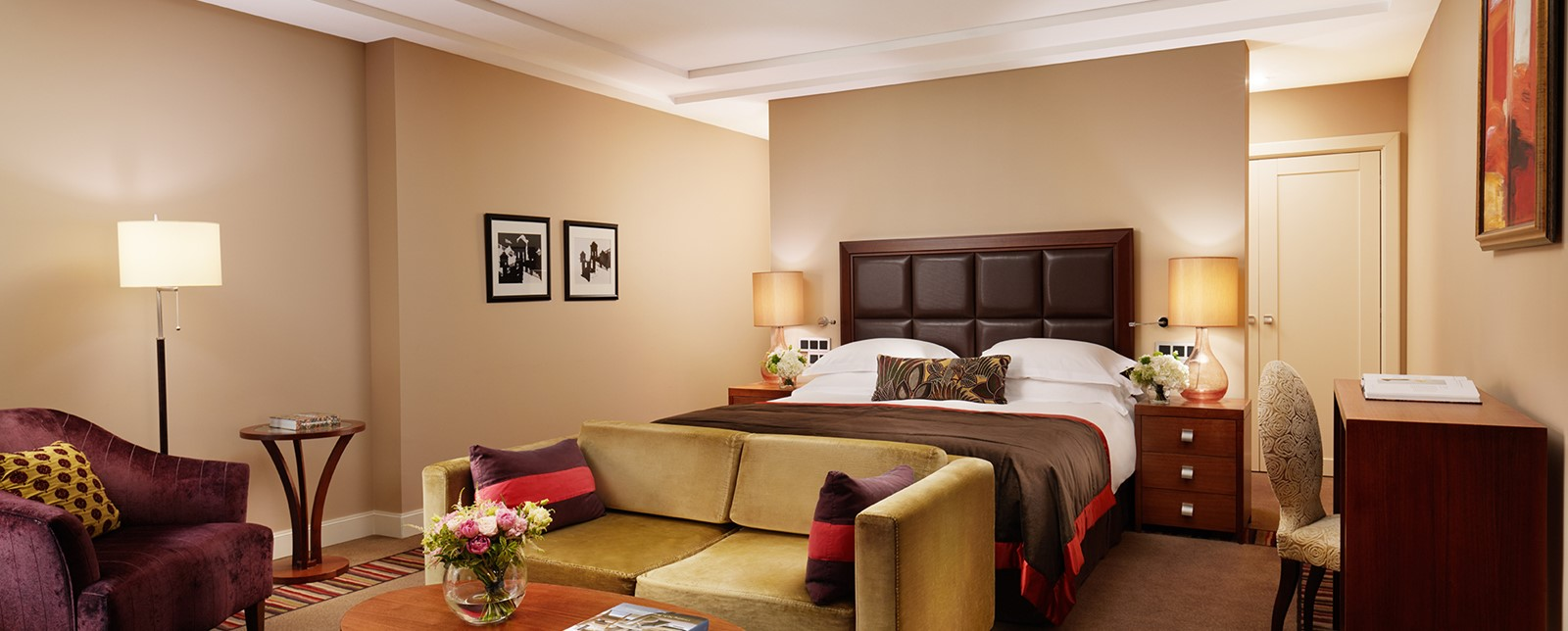 Executive Junior Suite Bedroom