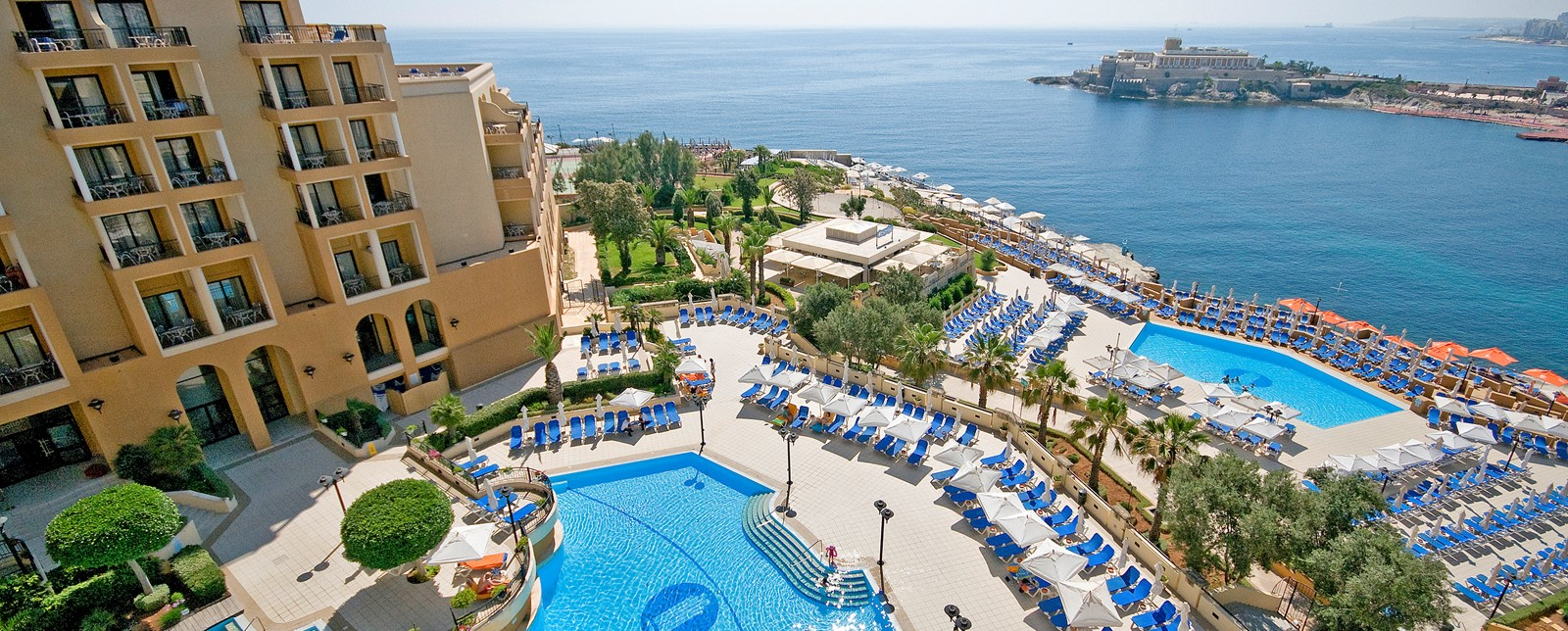 Outdoor Venue Malta Pool