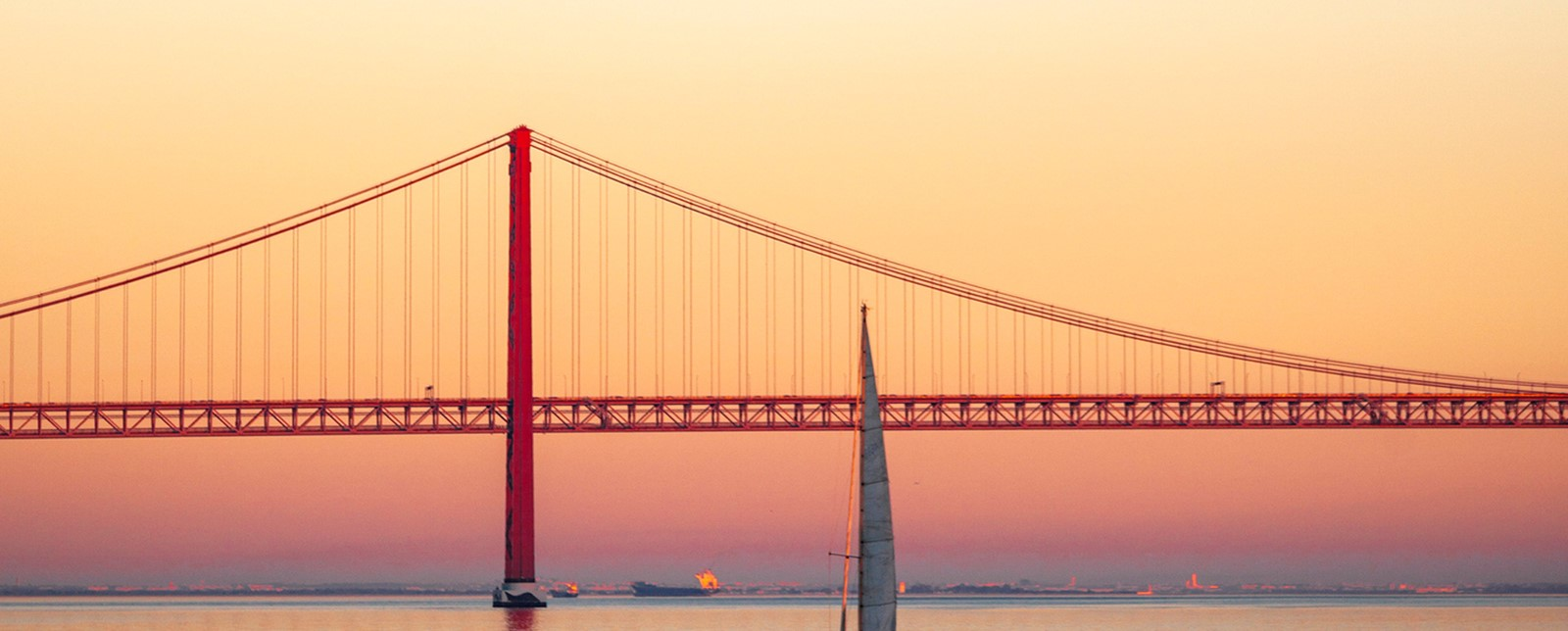 lisbon tagus river sunset yacht